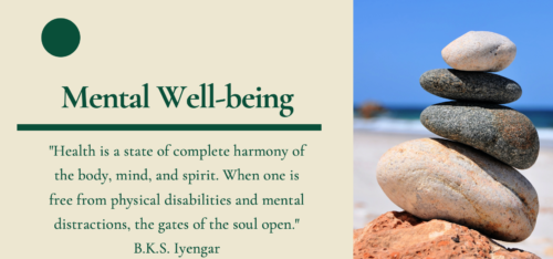 Mental Well-being Lesson Course Gift Certificate